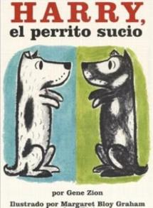 Jorge Pupo narrates 'Harry the Dirty Dog' in Spanish.