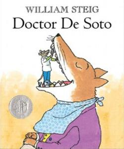 "Jorge Pupo narrates ""Doctor De Soto"" in Spanish"